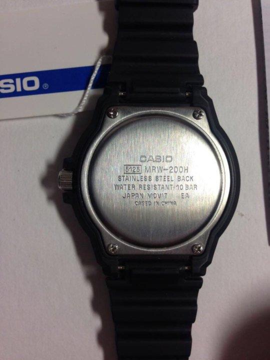 Купить часы casio новороссийск недорогие часы наручные киев