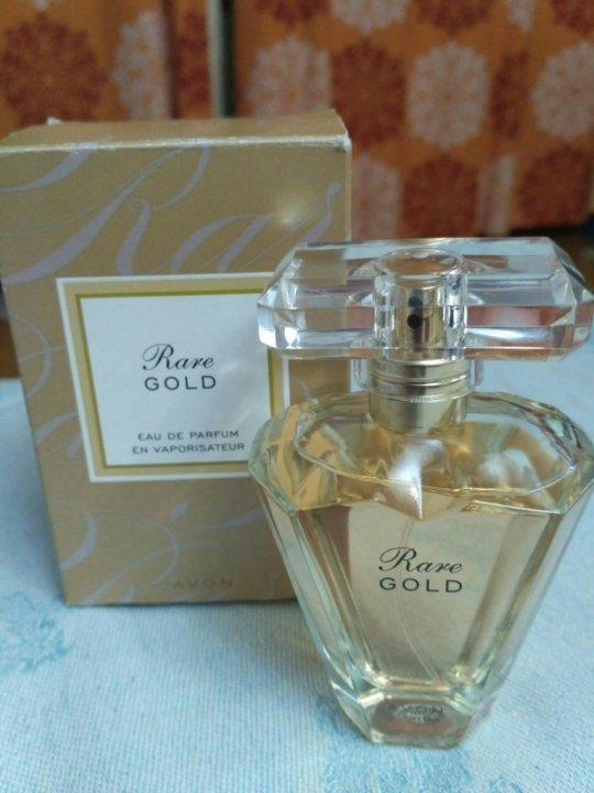 духи Avon Rare Gold купить в москве цена 450 руб продано 23