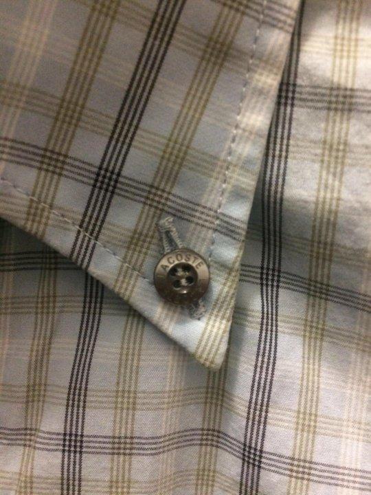 Оригинальная рубашка Lacoste – купить в Балашихе, цена 2 000 руб ... 199349272fb