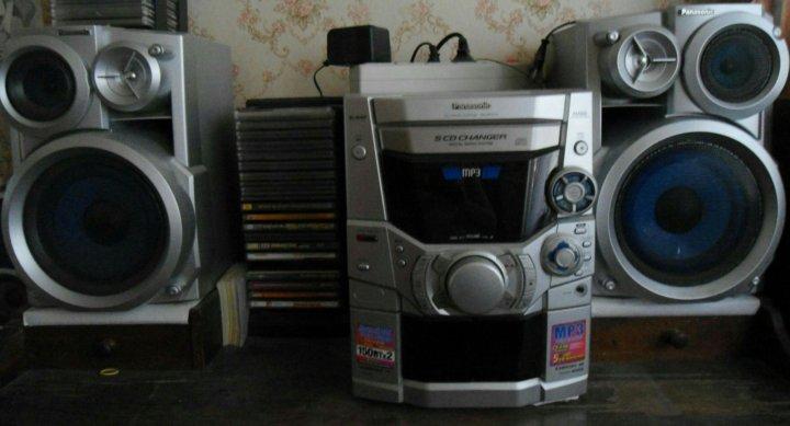 d9d931f4371e Музыкальный центр Panasonic – купить в Ростове-на-Дону, цена 4 580 ...