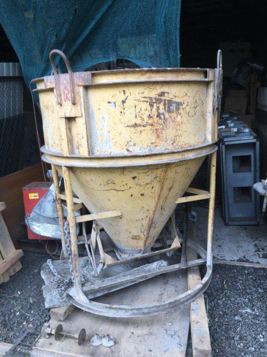 колокольчик для бетона