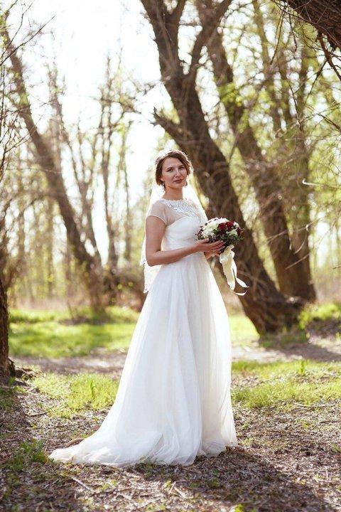 3537c7db3fa0f28 Свадебное платье