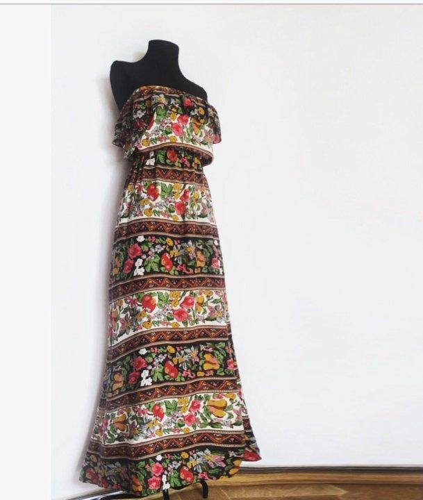 510df90dcdd Брендовое платье в пол – купить в Москве