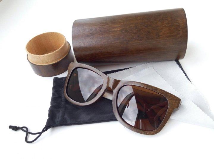 c02d9e4f3b32 Деревянные очки Wayfarer – купить в Санкт-Петербурге, цена 1 500 руб ...