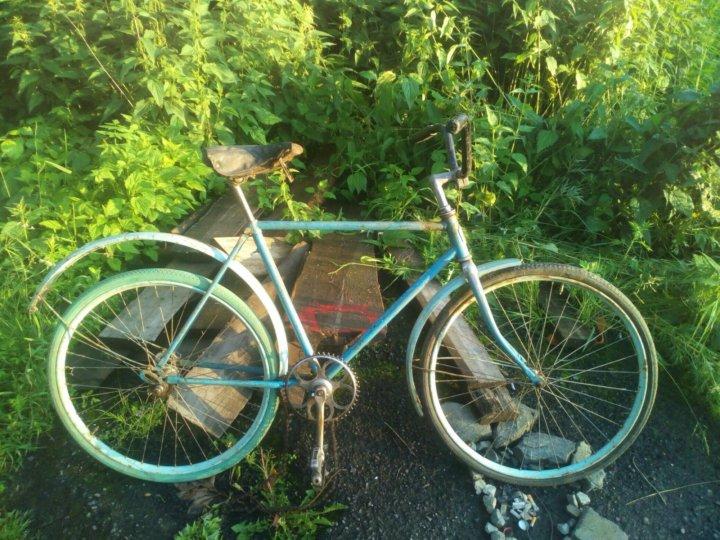 Велосипед уралец фото