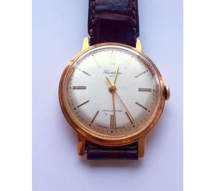 Столичные продам золотые часы в стоимость час работ