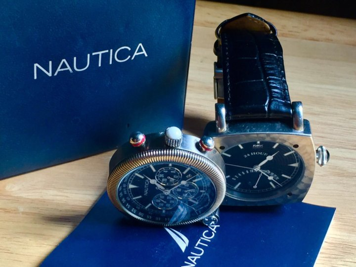 Spettacolare duo часы nautica продам работы стоимость программиста часа java