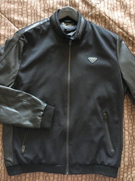8632d6eeef05 Куртка Armani Jeans denim culture ( оригинал) – купить в Воронеже ...