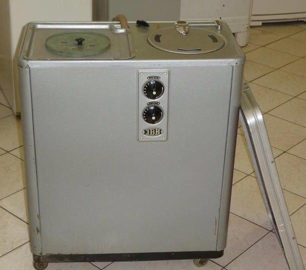 Советские стиральные машины