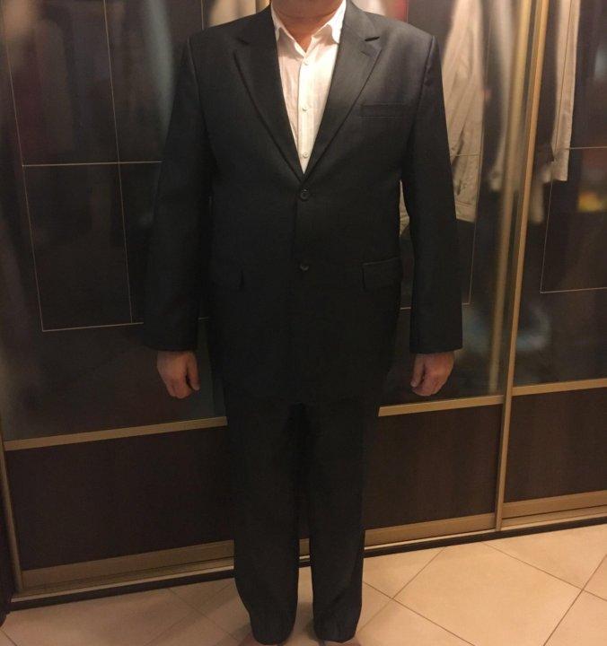 Костюм мужской. Рост 190 см, 56 размер – купить в Уфе, цена 1 000 ... f1b1b1f3bb5