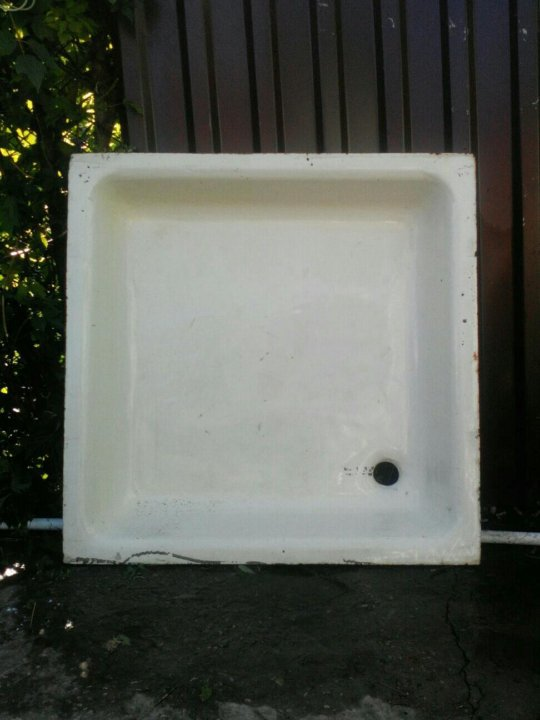 Душевой поддон в барнауле водостойкие панели ванной комнаты
