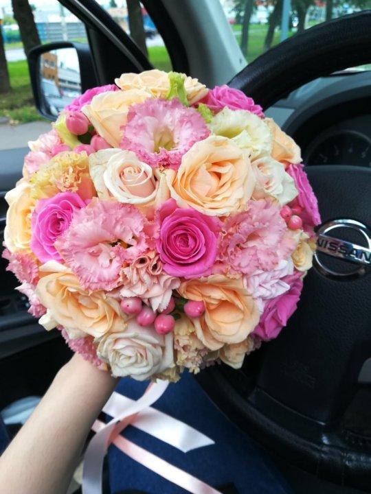 Флористика составление букет невесты — 3