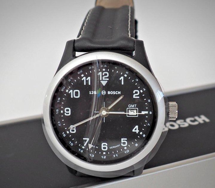 98b5abc8bf11 Немецкие наручные часы Bosch, мужские, новые – купить в Москве, цена ...
