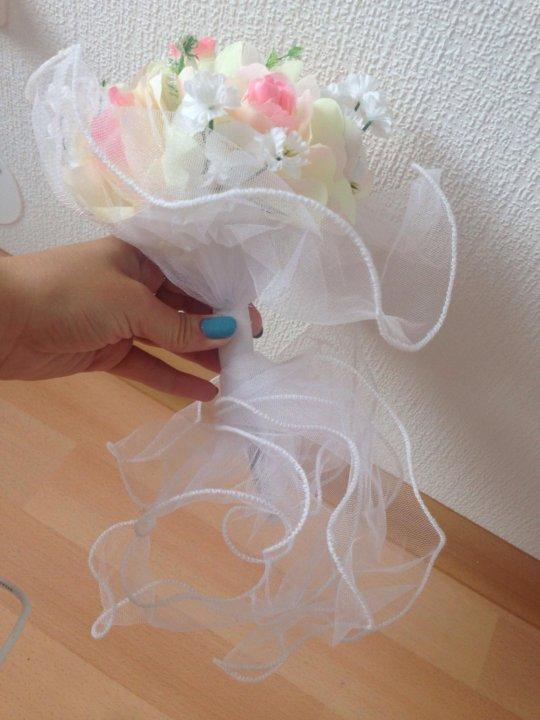 Букет невесты дубликат цена, продажа цветы оптом