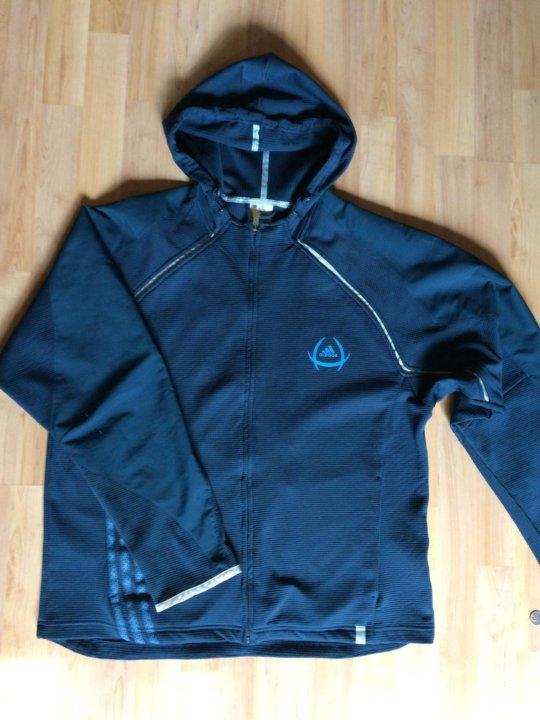 6c7de4396ac0 Мастерка Adidas – купить в Челябинске, цена 1 400 руб., дата ...