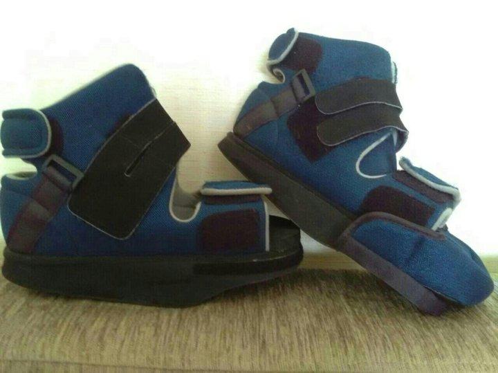 a08669621 Послеоперационная обувь( Барука)37-38размер – купить в Екатеринбурге ...