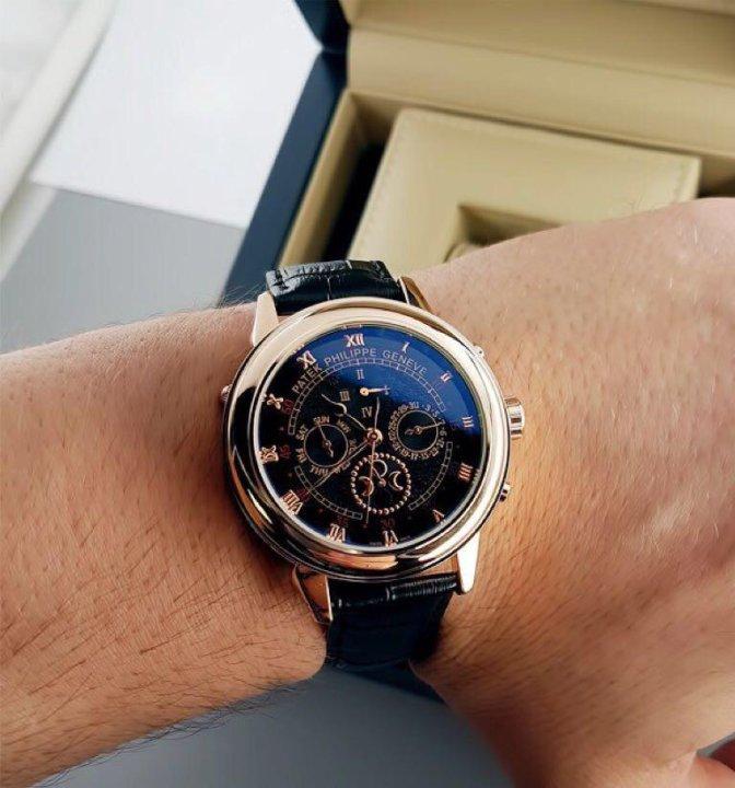 d6d31a833a1 Часы Patek Philippe механика + кварцевые – купить в Санкт-Петербурге ...