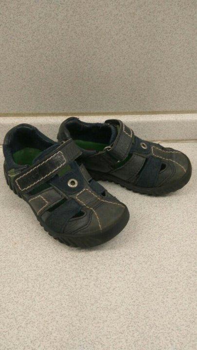 Закрытые сандалии Ecco размер 24 – купить в Электростали a4412528c35e0