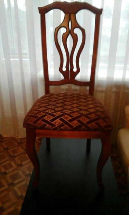 стулья резные комплект 6 штук купить в нижнем новгороде цена 26