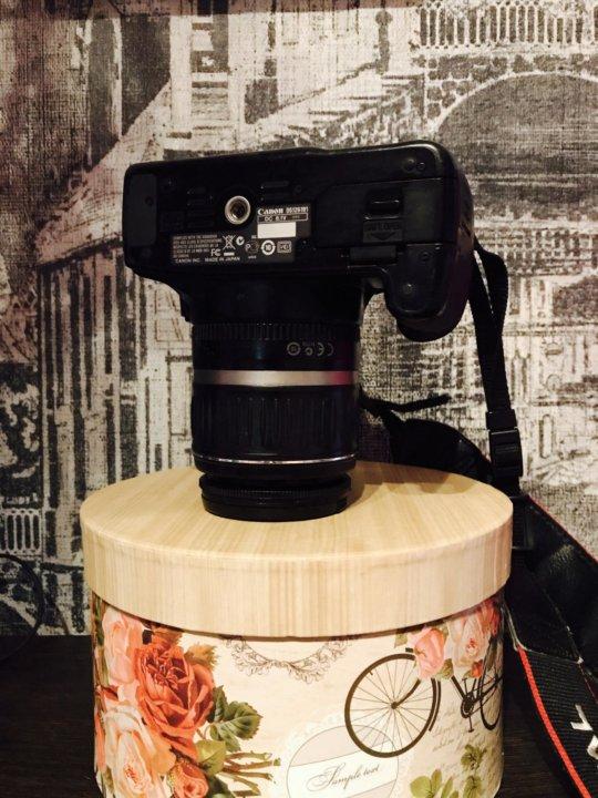 Инструкция для фотоаппарата Canon DS126191