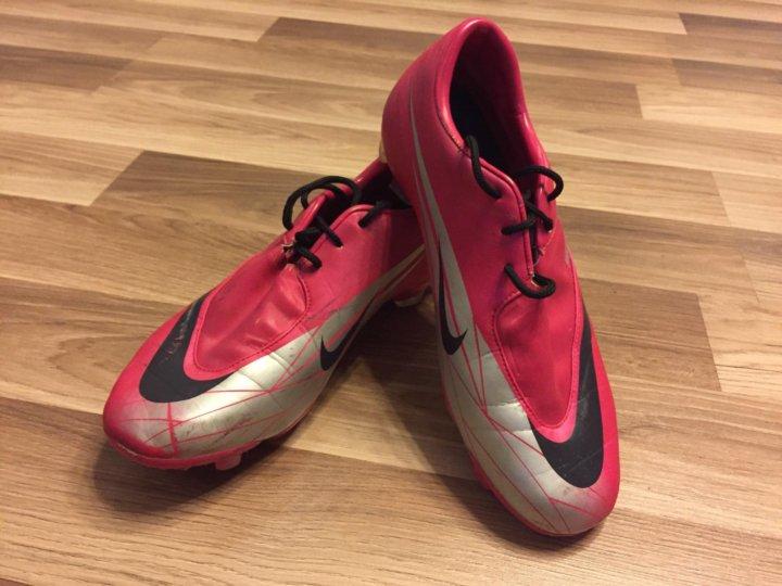 405e46b9 Футбольные бутсы Nike (Размер 42) – купить в Екатеринбурге, цена 2 ...