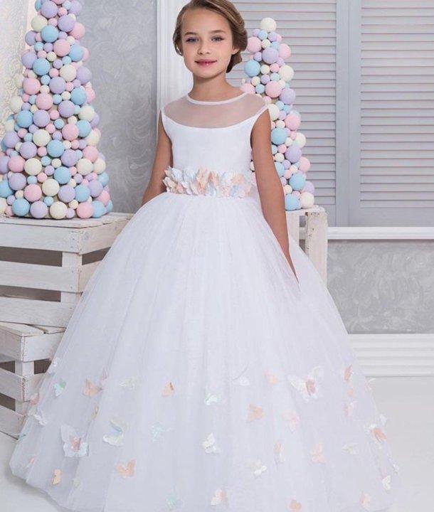 59167ea00b9 Детские нарядные платья – купить в Славянске-на-Кубани