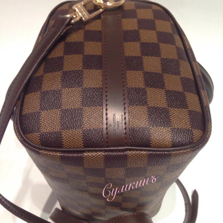 c0f232c0b3db Louis Vuitton Speedy 25cm женская сумка коричневая – купить в Москве ...
