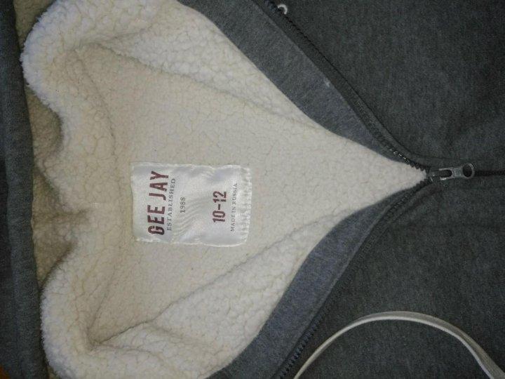 ccec73e3 Толстовка на меху – купить в Пензе, цена 800 руб., дата размещения ...