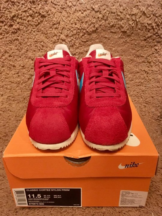 41aef792dea9 Кроссовки Nike Cortez Nylon Premium – купить в Москве, цена 2 500 ...