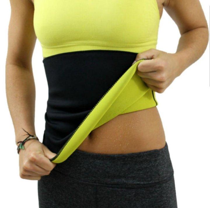 Пояс похудение спорт