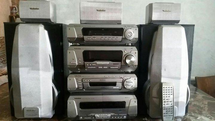 ba200cb940f0 Музыкальный центр Technics 790 – купить в Ростове-на-Дону, цена 10 ...
