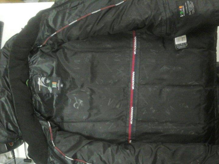 Пуховик WONDERMAN мужской новый – купить в Красноярске, цена 6 900 ... 49f8613e271