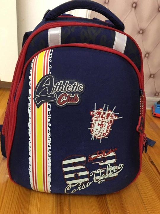 187b27e37ce9 Школьный рюкзак ортопедический – купить в Уфе, цена 1 500 руб., дата ...