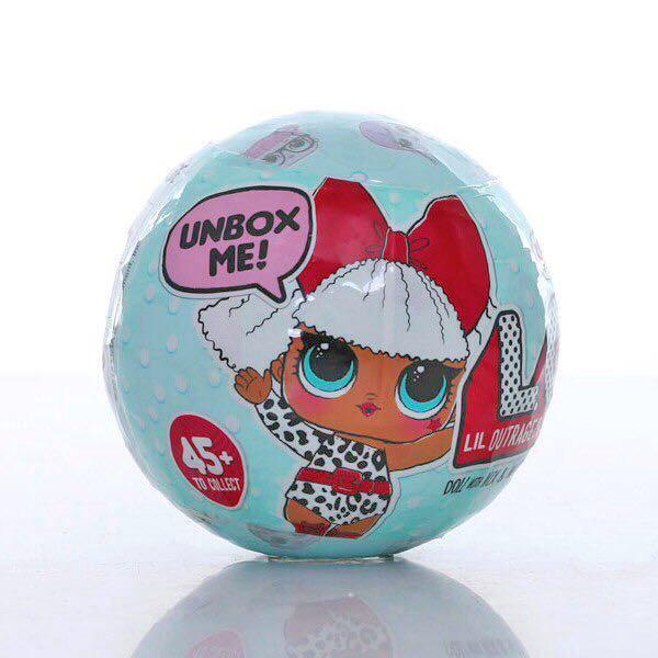 смотреть картинки шариков лол и кукол оформлении заказа