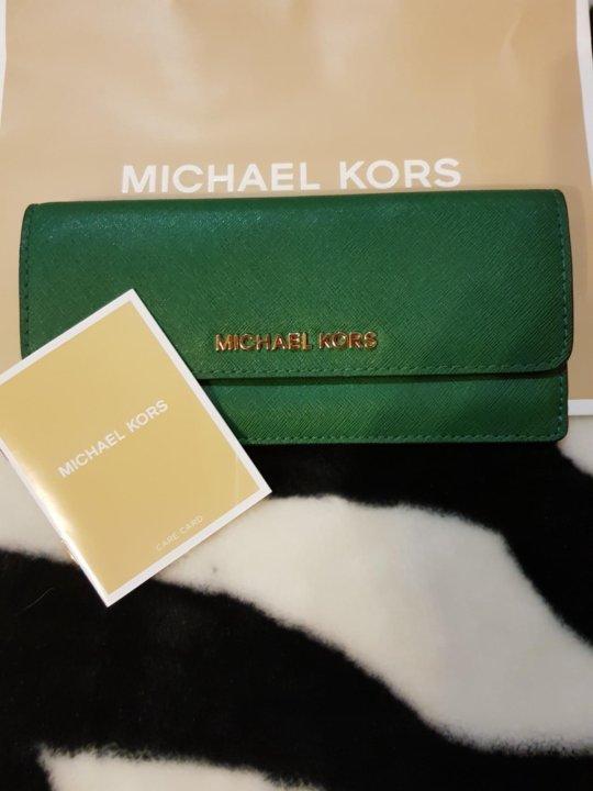 ef4cfcb89ac2 Кошелек Майкл корс оригинал michael kors – купить, цена 4 400 руб ...