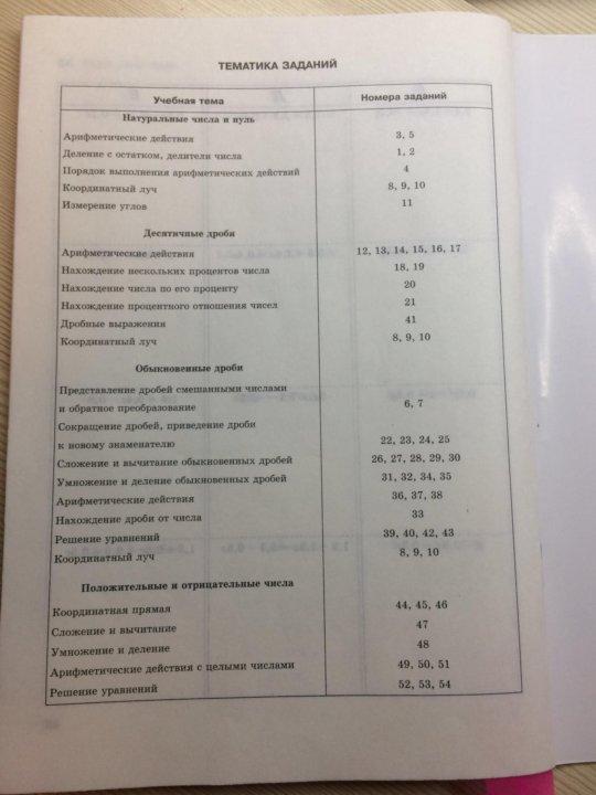 гдз по математике 5 класс жохов тренажер