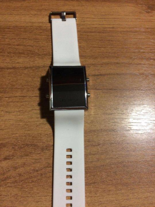 9c1edf85 Часы Nike Led Watch – купить в Астрахани, цена 170 руб., продано 1 ...