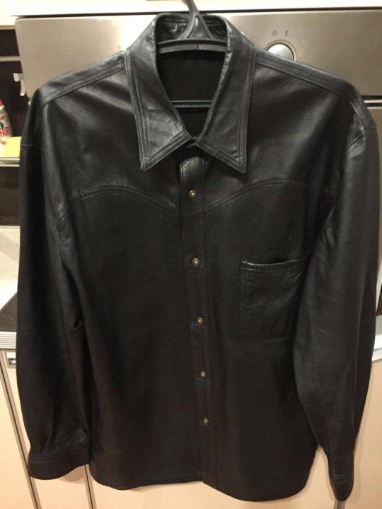 838cc1131c4 Мужская кожаная рубашка – купить в Невинномысске