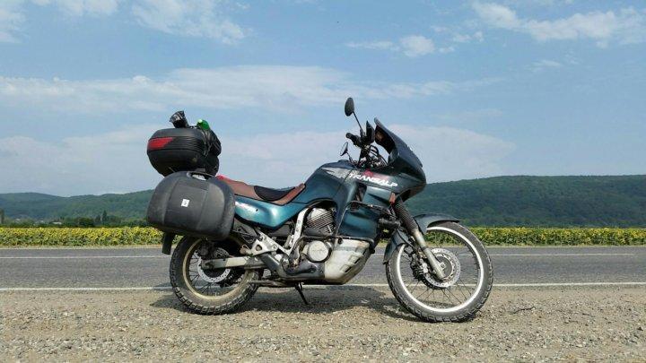 Honda Transalp 600 1999 г купить в москве цена 170 000 руб