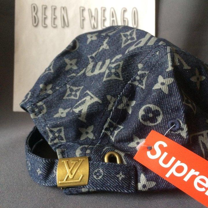 Кепка Supreme x Louis Vuitton – купить в Москве, цена 2 590 руб ... 191571f5d86