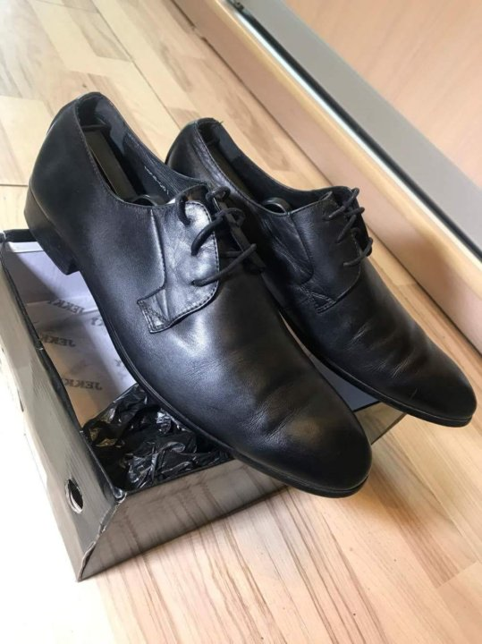 dba516448 Кожаные туфли exist concept – купить в Санкт-Петербурге, цена 2 000 ...