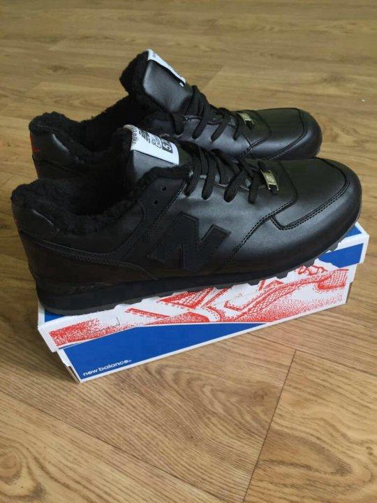 New balance на меху black style кроссовки – купить в Москве, цена 1 ... 93787dc387c