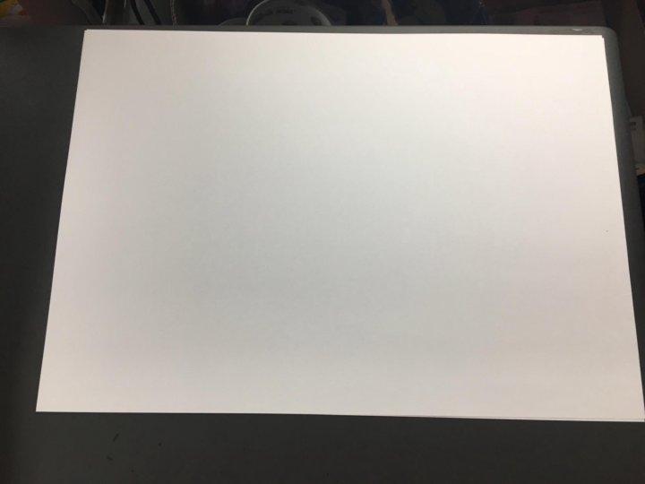 Огромная открытка ватман, днем рождения