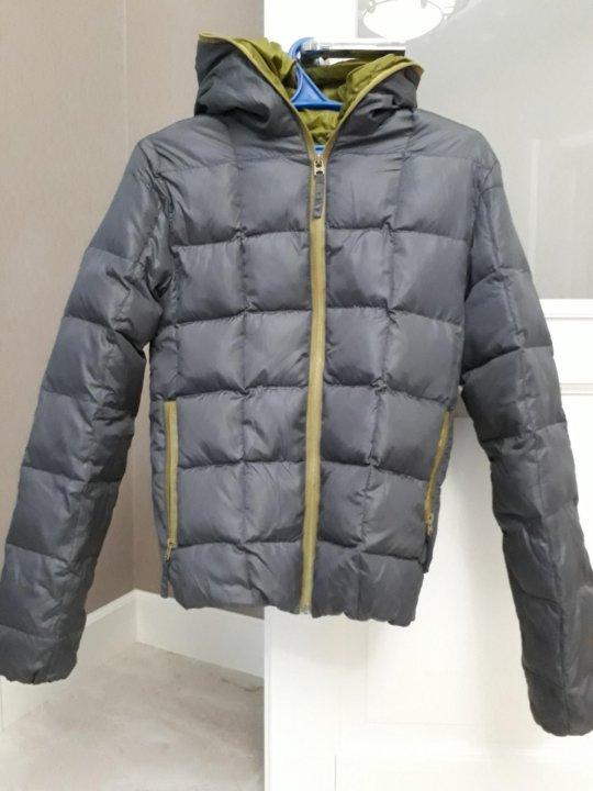 40316664b5d Куртка- пуховик ZARA young мужская на стройного! – купить в Троицке ...
