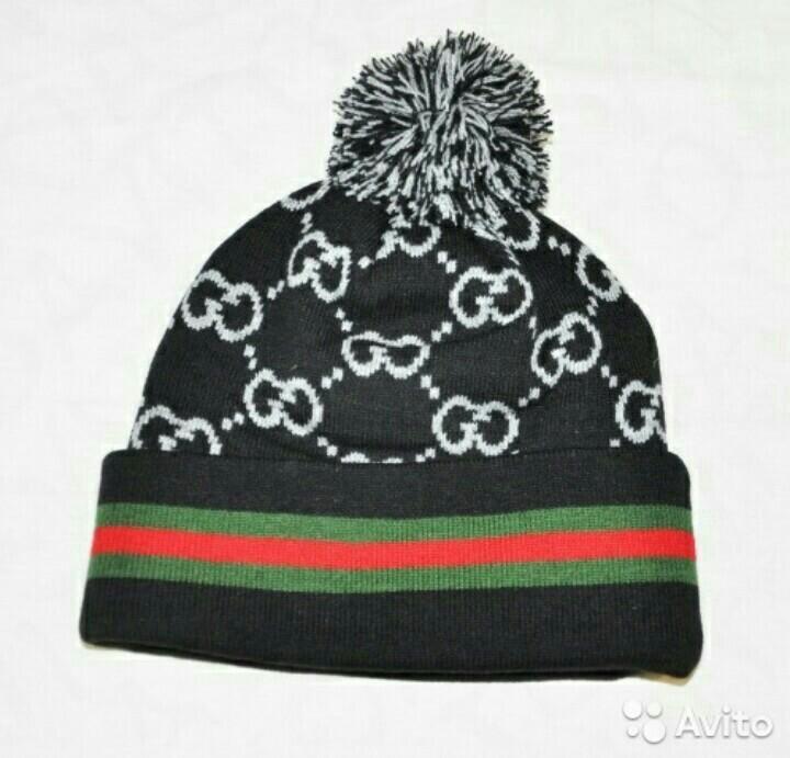 Шапка Gucci – купить в Москве, цена 960 руб., продано 20 декабря ... f36b87dabe3