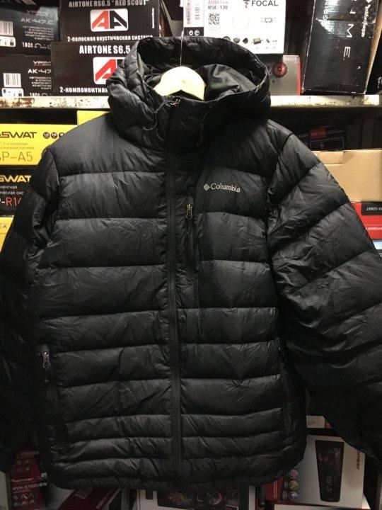 866e8870561c Пуховик мужской Columbia размер M – купить в Москве, цена 6 500 руб ...