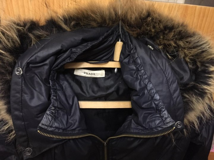 Куртка Prada женская 46рр демисезон – купить в Реутове, цена 700 руб ... df61d67cb19