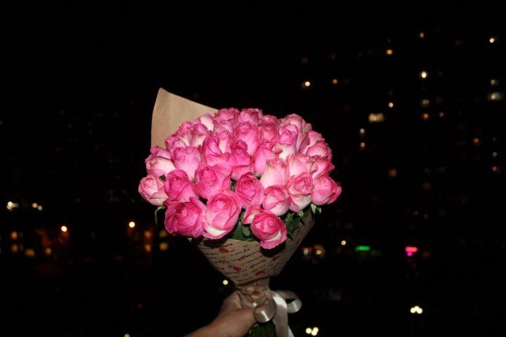 Розы в краснодаре с доставкой в пределах 1500, букетов