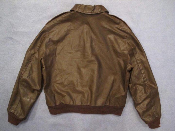 589c8684ecc4 Avirex Flight jacket летная кожаная куртка – купить в Москве, цена ...