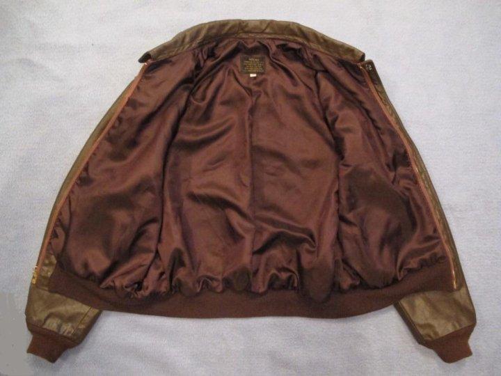 Avirex Flight jacket летная кожаная куртка – купить в Москве, цена ... 16fbc494c0b